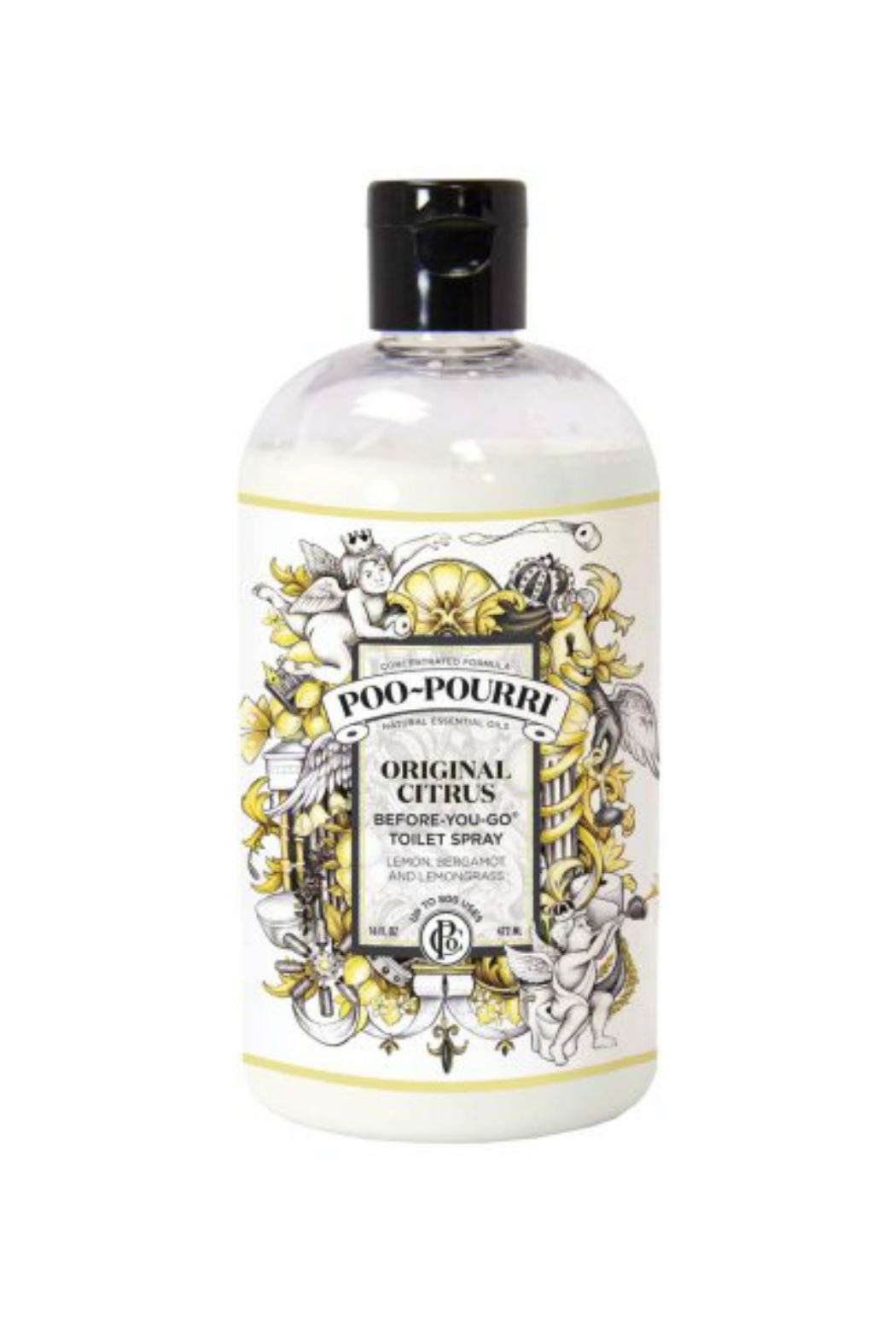 Poo-Pourri Original Refill - Front Cropped Image