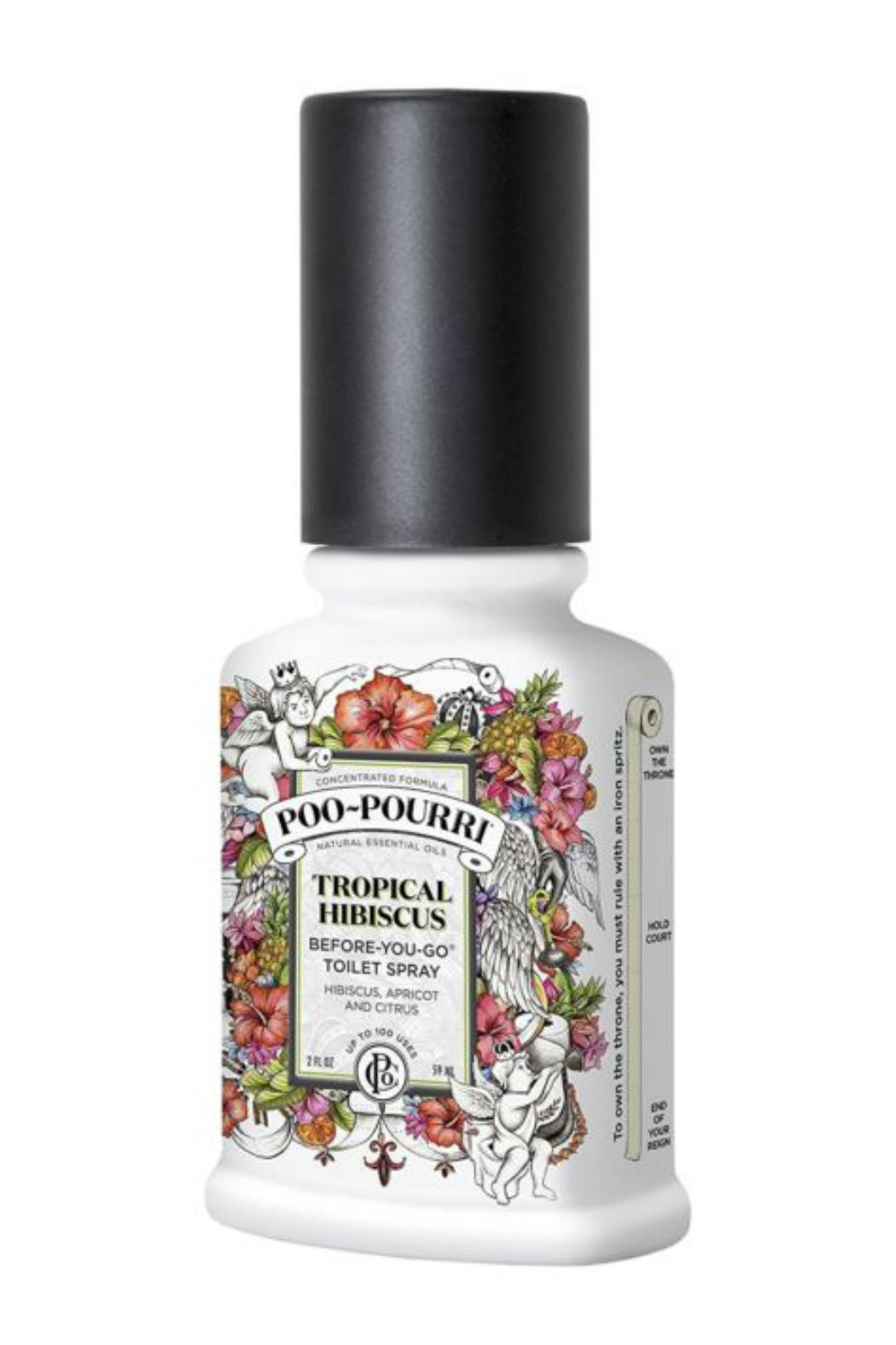 Poo-Pourri Tropical Hibiscus - Front Cropped Image