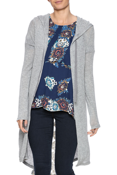 Poof Hooded Cardigan - Product List Image