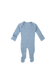L'oved baby Pool Pointelle Footie - Product Mini Image