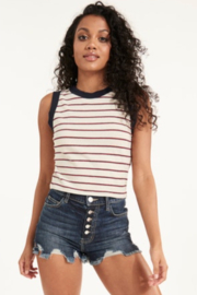 LaMade  Poolside Crop Top - Front cropped