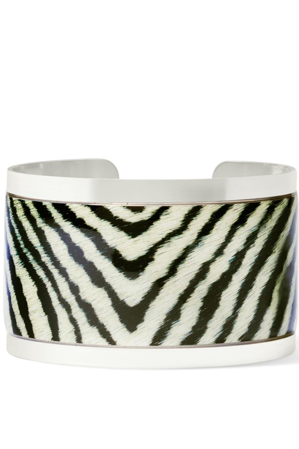 Brighton Pop Appeal Viva Stripes Cuff - Front Cropped Image