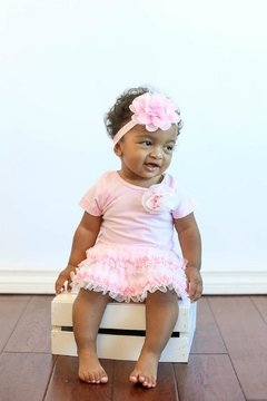 Popatu Spunky Pink Tutu Dress - Alternate List Image