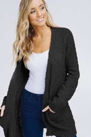 The Hanger Boutique  Popcorn Cardigan - Product Mini Image