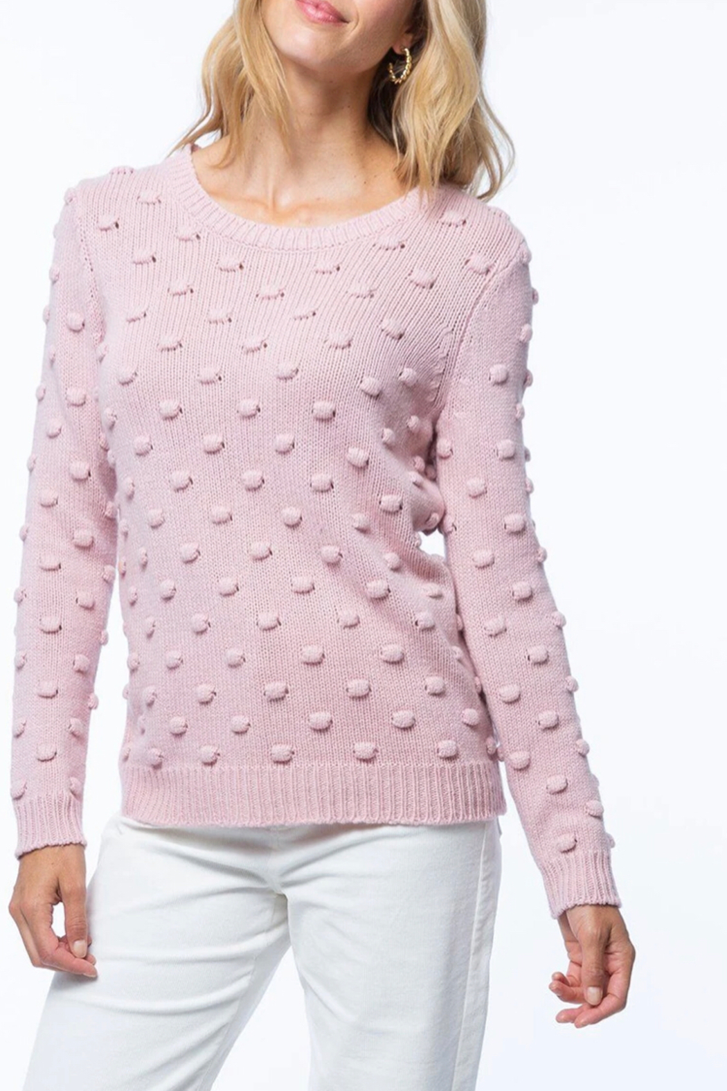 Tyler Boe Popcorn sweater - Front Cropped Image