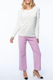 Tyler Boe Popcorn sweater - Back cropped