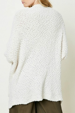Hayden Popcorn Sweater Cardigan - Alternate List Image