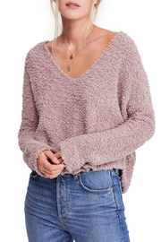 Free People Popcorn Sweater - Front cropped