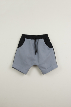 Shoptiques Product: Popelin Boys Two -Tone Bermuda Shorts