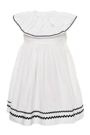 Marie Chantal Poplin Dress - Product Mini Image
