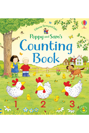 Usborne Poppy And Sam's Counting Book - Product Mini Image