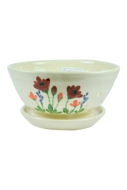 Emerson Creek Pottery Poppy Berry Bowl - Product Mini Image