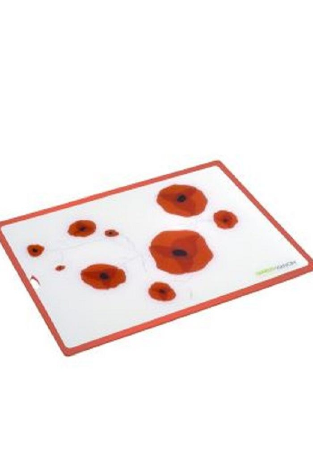Charles Viancin Poppy Cutting Board - Front Cropped Image