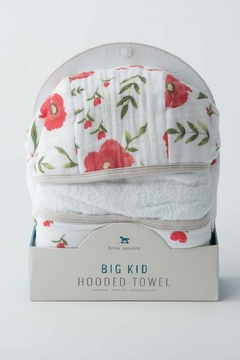 Little Unicorn Poppy Hooded Towel - Product List Image