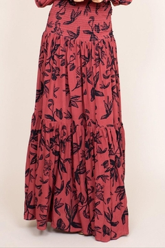 Poppy Field the label Maxi Skirt - Product List Image