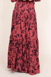 Poppy Field the label Maxi Skirt - Product Mini Image