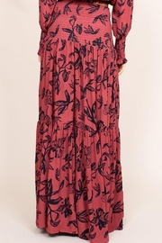 Poppy Field the label Maxi Skirt - Front full body