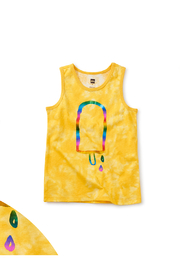 Tea Collection  Popsi-Cool Tank Top - Product Mini Image