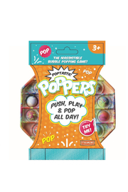 Streamline Poptastic Poppers: Special Effects Pop Fidget Toy - Side cropped