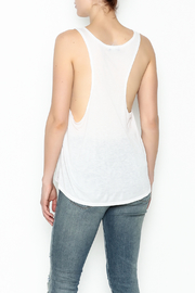 Popular Basics Drink Champagne Tank Top - Back cropped