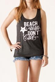 Popular Basics Beach Hair Tank - Product Mini Image