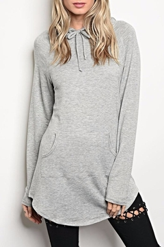 Shoptiques Product: Lightweight Hoodie