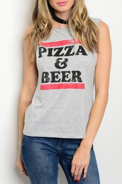 Shoptiques Product: Pizza & Beer Tank