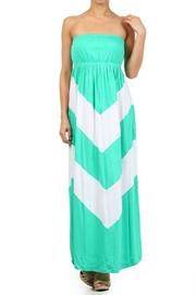 Popular Basics Tube Top Maxi - Product Mini Image