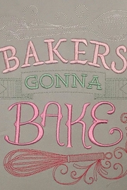 Port Authority Embroidered Bakers Apron - Side cropped