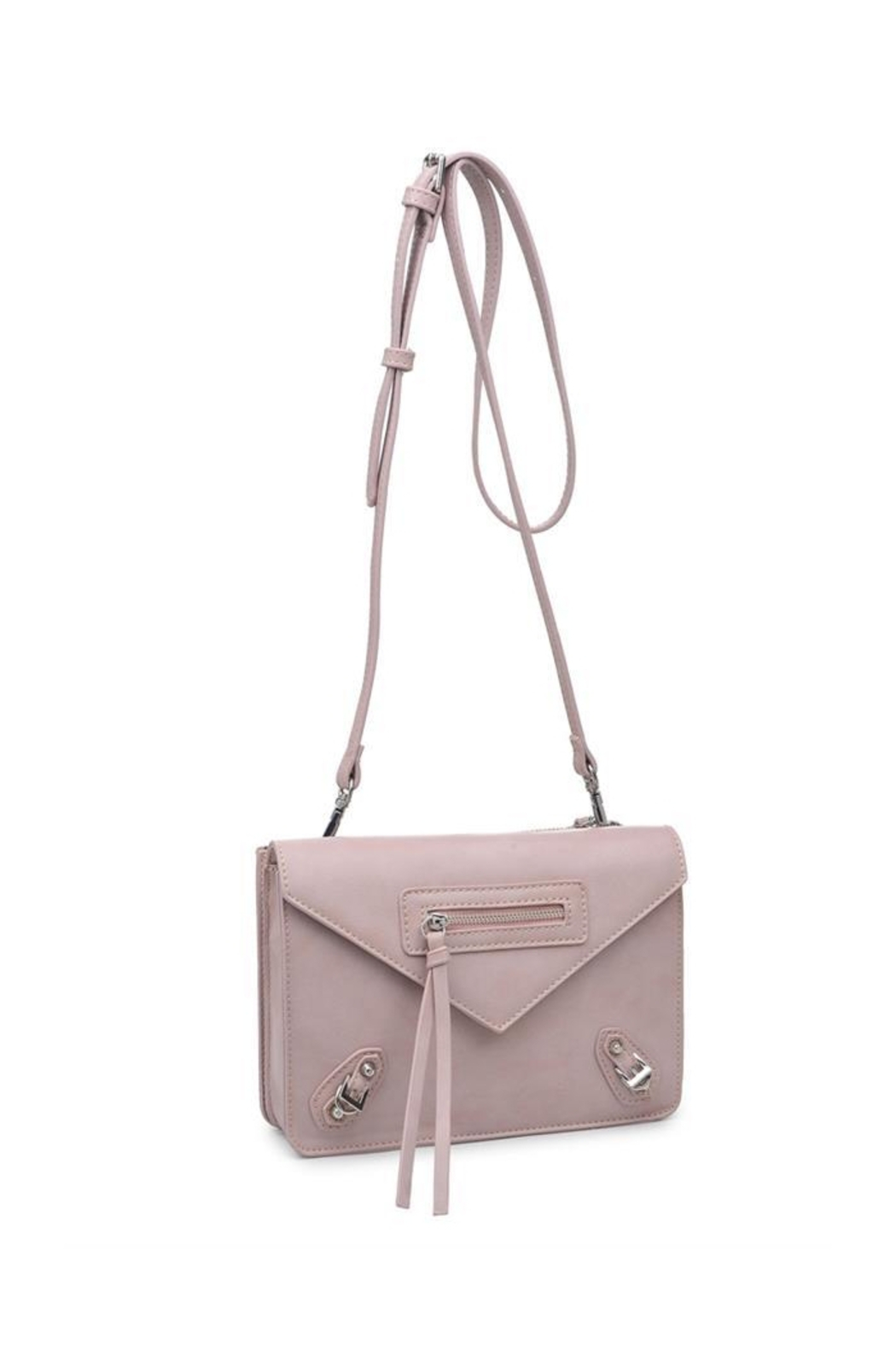 Urban Expressions Porter Crossbody - Front Cropped Image