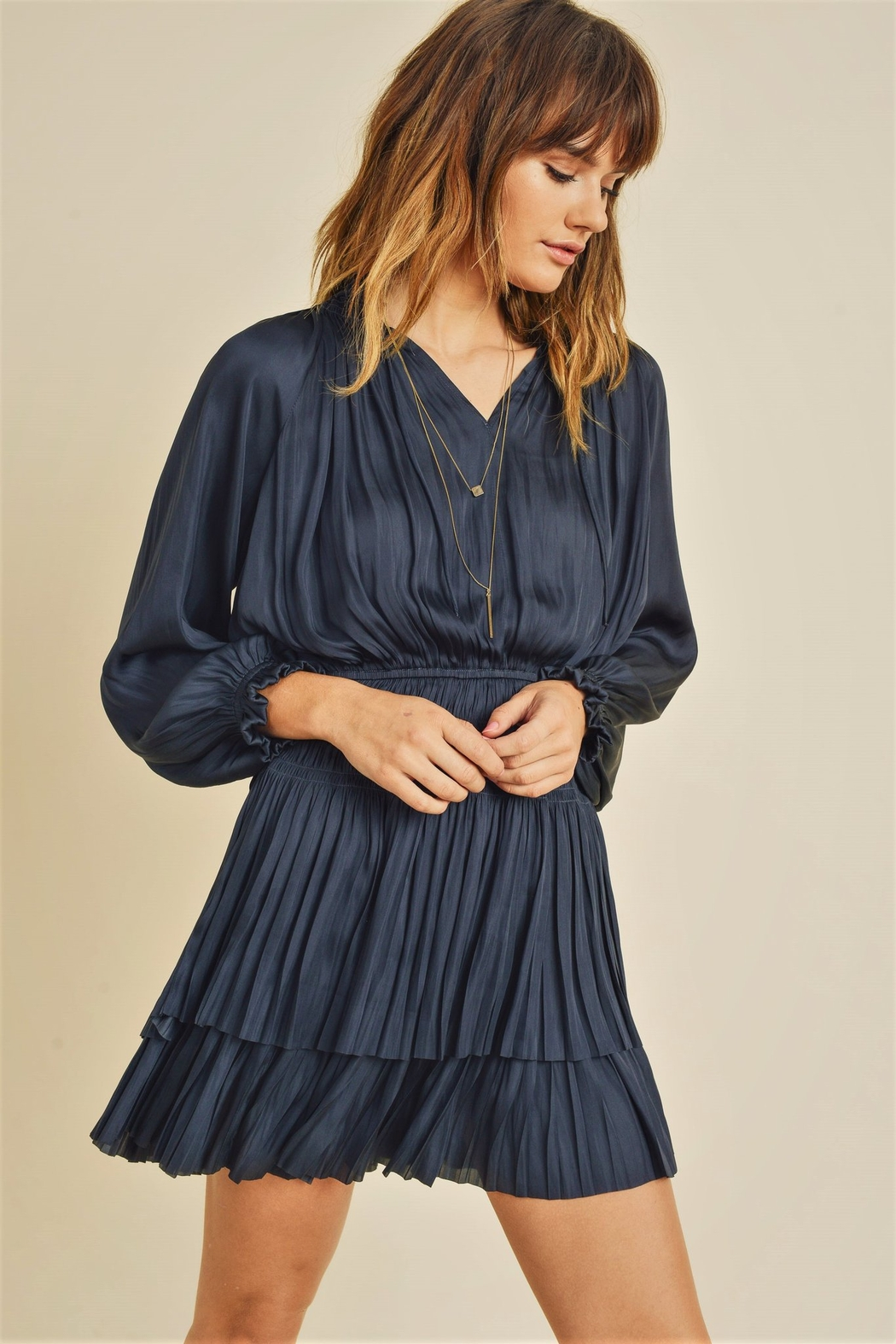 Reset By Jane  Porter Dress - Front Cropped Image