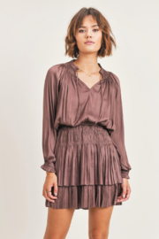 Reset By Jane  Porter Dress - Front cropped