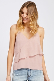 Gentle Fawn Portia Vneck Woodrose - Front cropped