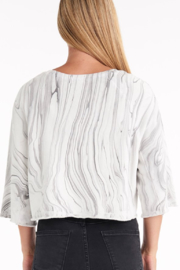 LaMade Portico Cutoff Pullover - Side cropped
