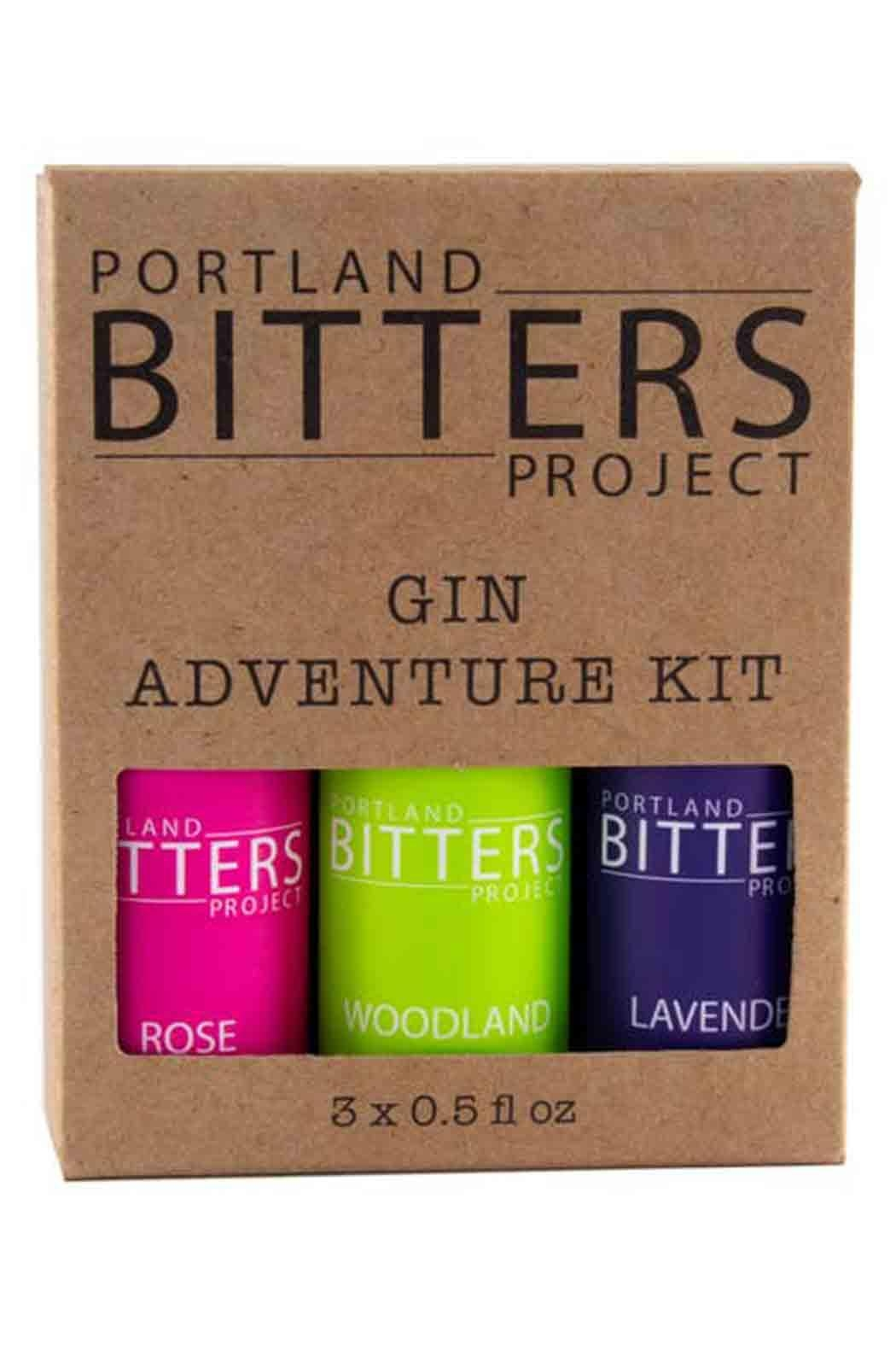 Portland Bitters Gin Bitters Kit - Front Cropped Image