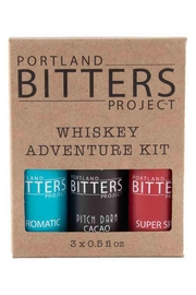 Portland Bitters Whiskey Bitters Kit - Front cropped