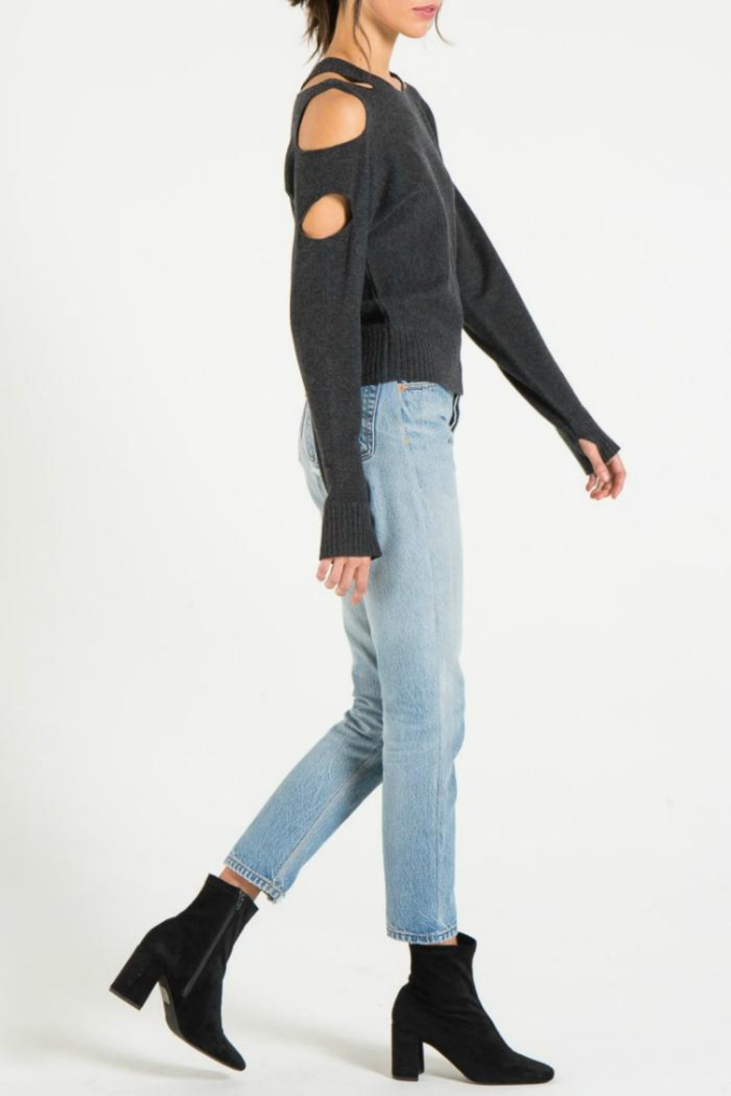 n:PHILANTHROPY Portman Sweater - Side Cropped Image