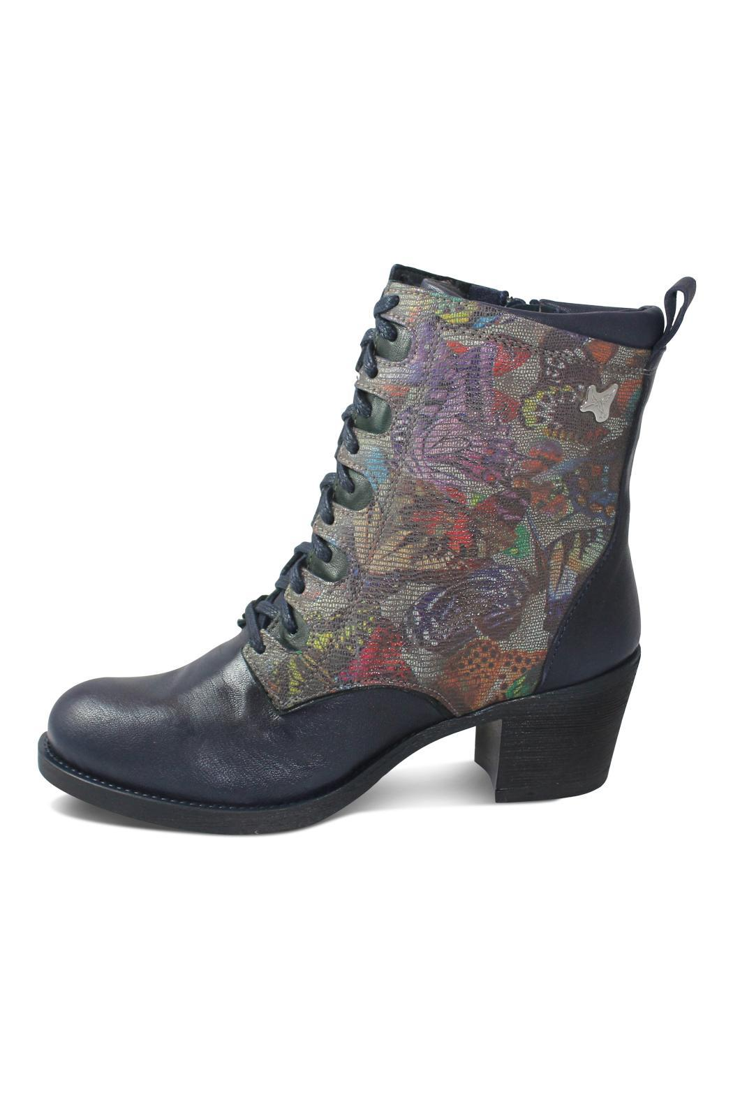 portofino patterned mid boot from columbia by big