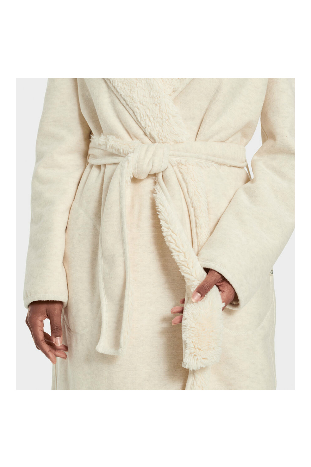 Ugg Portola Reversible Robe - Side Cropped Image