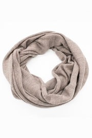 Portolano Lightweight Merino Scarf - Front cropped