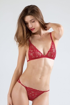 Mimi Holliday Posion Ivy Bralette - Product List Image