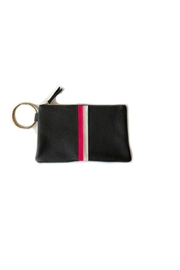 Positive Elements Gavi Leather Wristlet - Front cropped