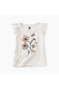 Shoptiques Product: Posy Baby Graphic Tee