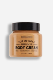 Beekman 1802 Pot of Gold Whipped Body Cream - Product Mini Image