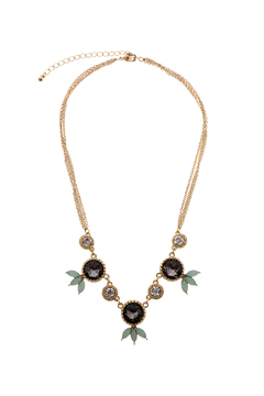 Potissi Edge-Stone Statement Necklace - Product List Image