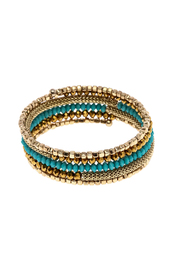 Potissi Multi Layer Coil Bangle - Product Mini Image