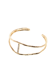 Potissi Pave Bar Cuff - Product Mini Image