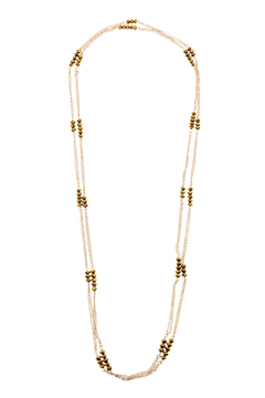 Potissi Shimmering Glass Necklace - Product List Image