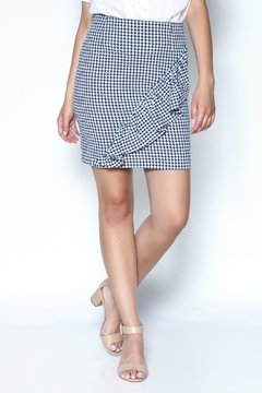 Potter's Pot Gingham Skirt - Product List Image