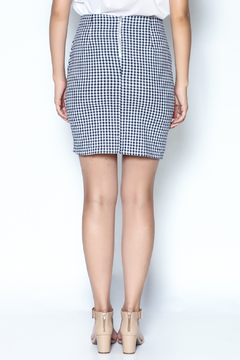 Potter's Pot Gingham Skirt - Alternate List Image